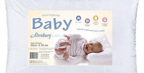 Travesseiro Fibra Altenburg Baby 30x40cm