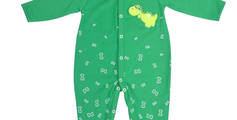 Macacão Ossinho - Get Baby