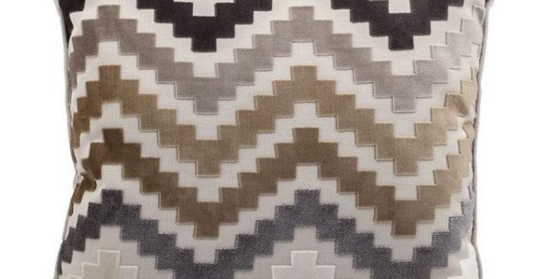 Capa De Almofada Tetris Bege - Jolitex