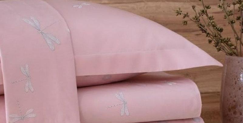 Jogo de Cama Casal 200 Fios Fly | Naturalle Fashion