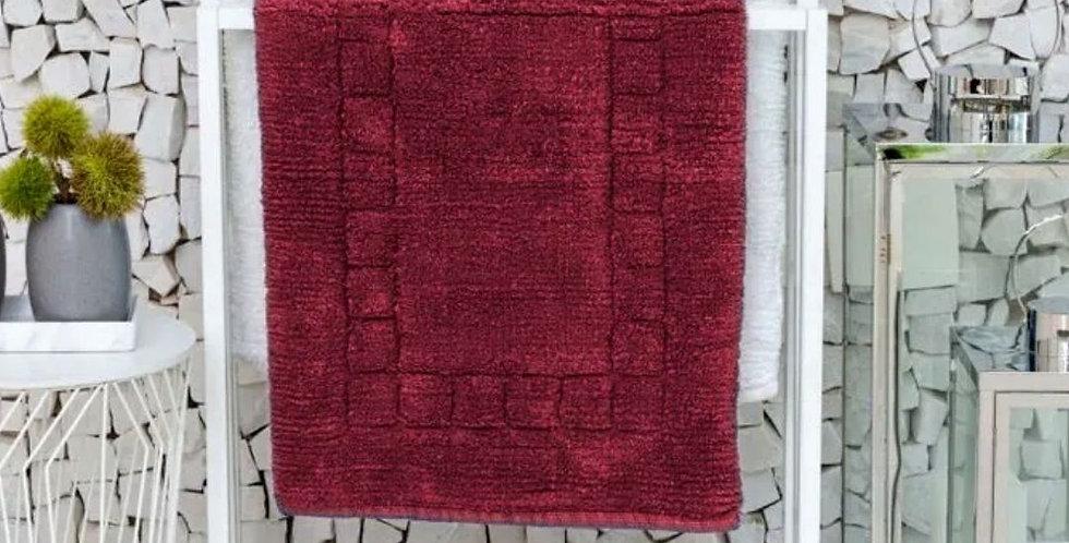 Tapete para banheiro Loft Vermelho | CAMESA