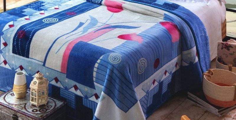 Cobertor Casal Kyor Plus Atenas | Jolitex