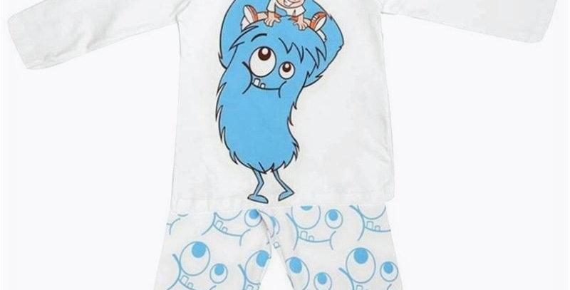 Pijama Monsto Menino - Get Baby