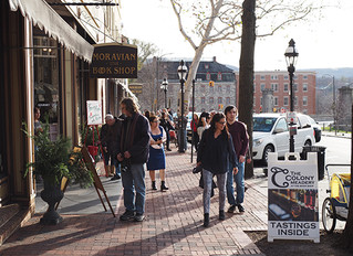 Why We Love Being a Business On Main Street in Bethlehem, Pennsylvania