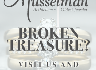Musselman Jewelers 20% Off Repairs Sale!