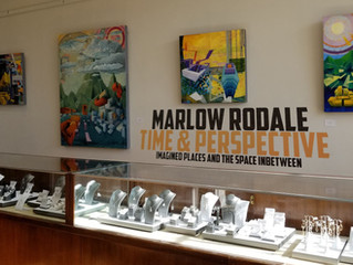 Join us for Meet the Artist Night - Marlow Rodale on May 10