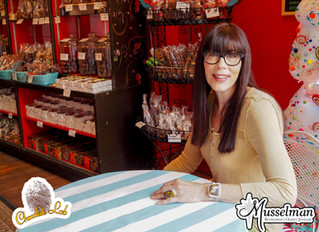 Gems of Bethlehem Featuring Chocolate Lab Owner Arlene Brockel