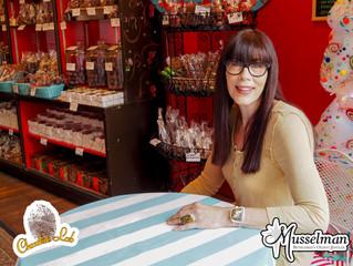 Gems of Bethlehem Featuring Chocolate Lab Owner Arlene Brockel