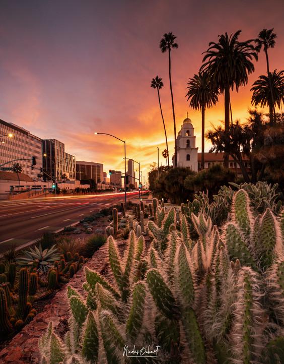 Santa Monica bld sunset.jpg