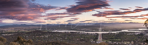 Mount Ainslie Pano