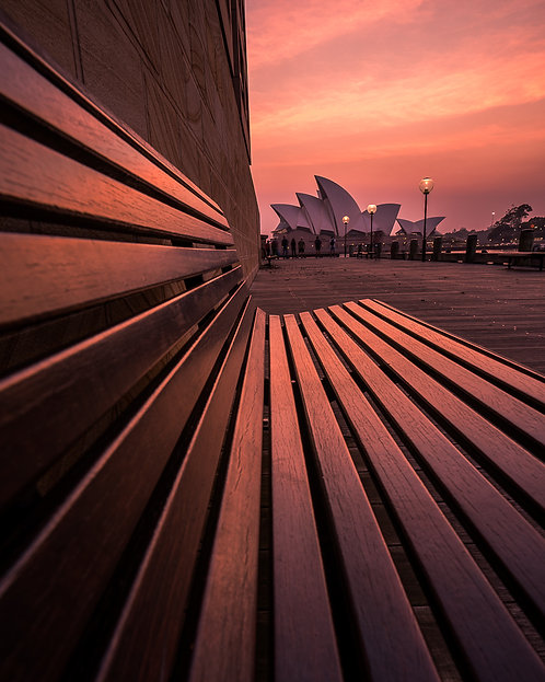 Opera bench