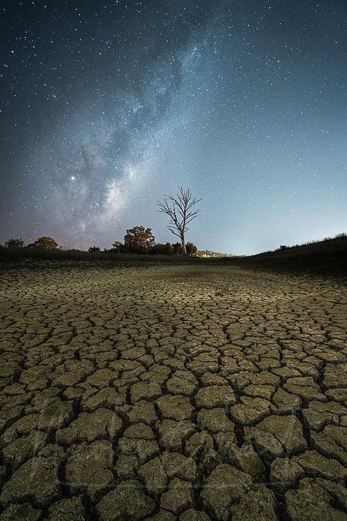 Dry Milky way