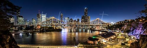 Brisbane pano