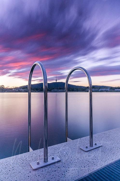 Sunset Ladder