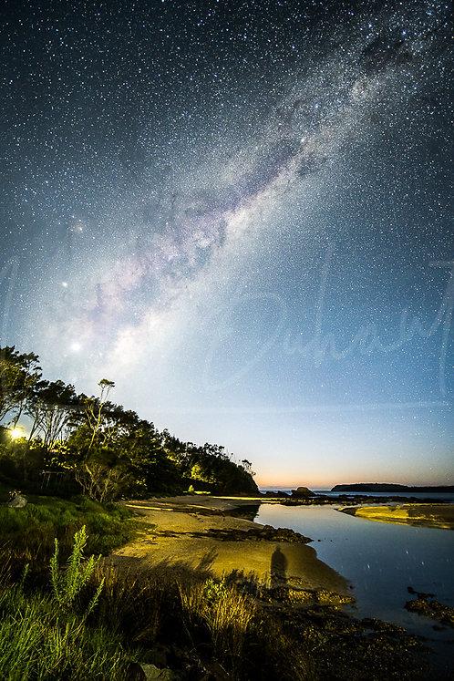 Broulee Milky Way