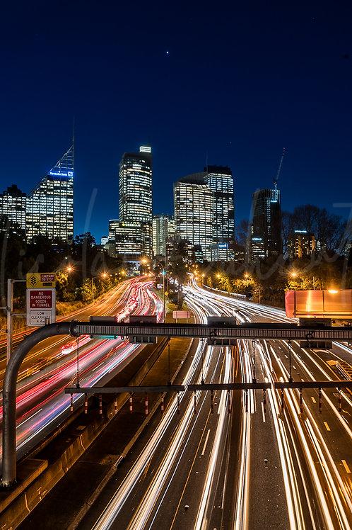 Sydney lights
