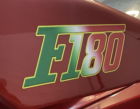 F180 Sticker
