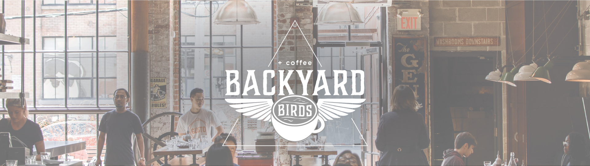 Backyard Birds + Coffee