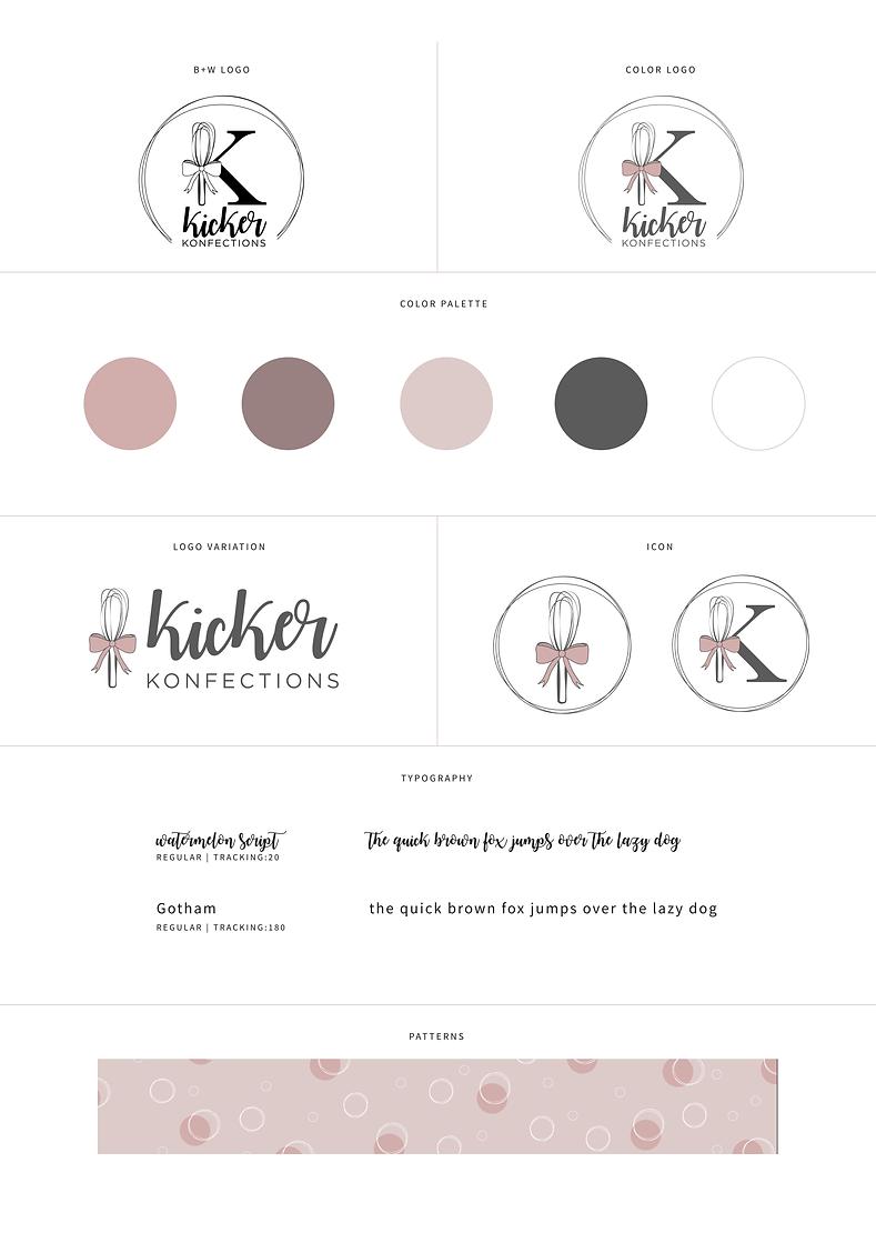Rose Ross Design Kicker Konfections bran