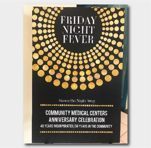 CMC Anniversary Poster