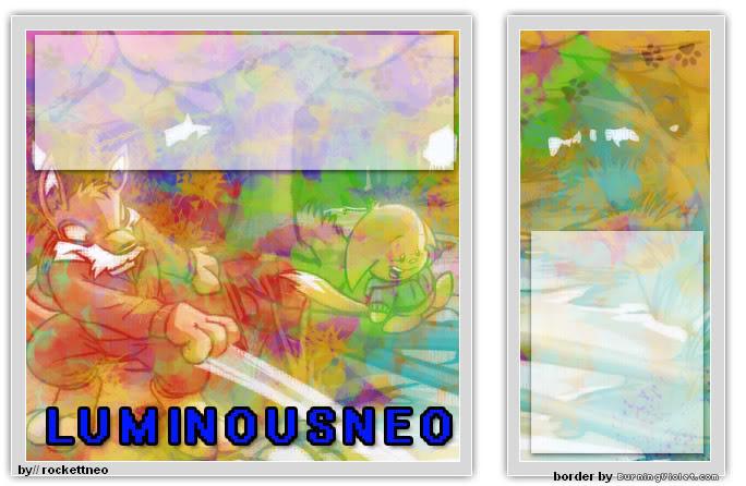 Childhood Design - Luminous Neo