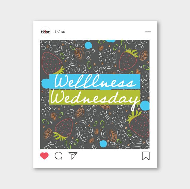 Wellness Wednesday - Granola