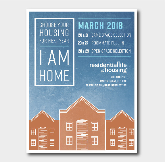 I Am Home Flyer