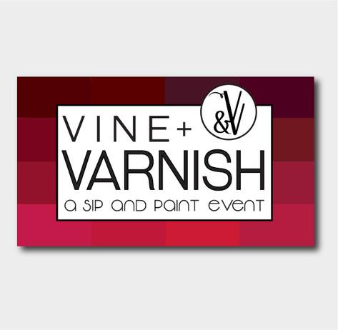 V&V Business card