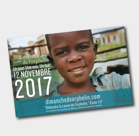 Orphan Sunday - France