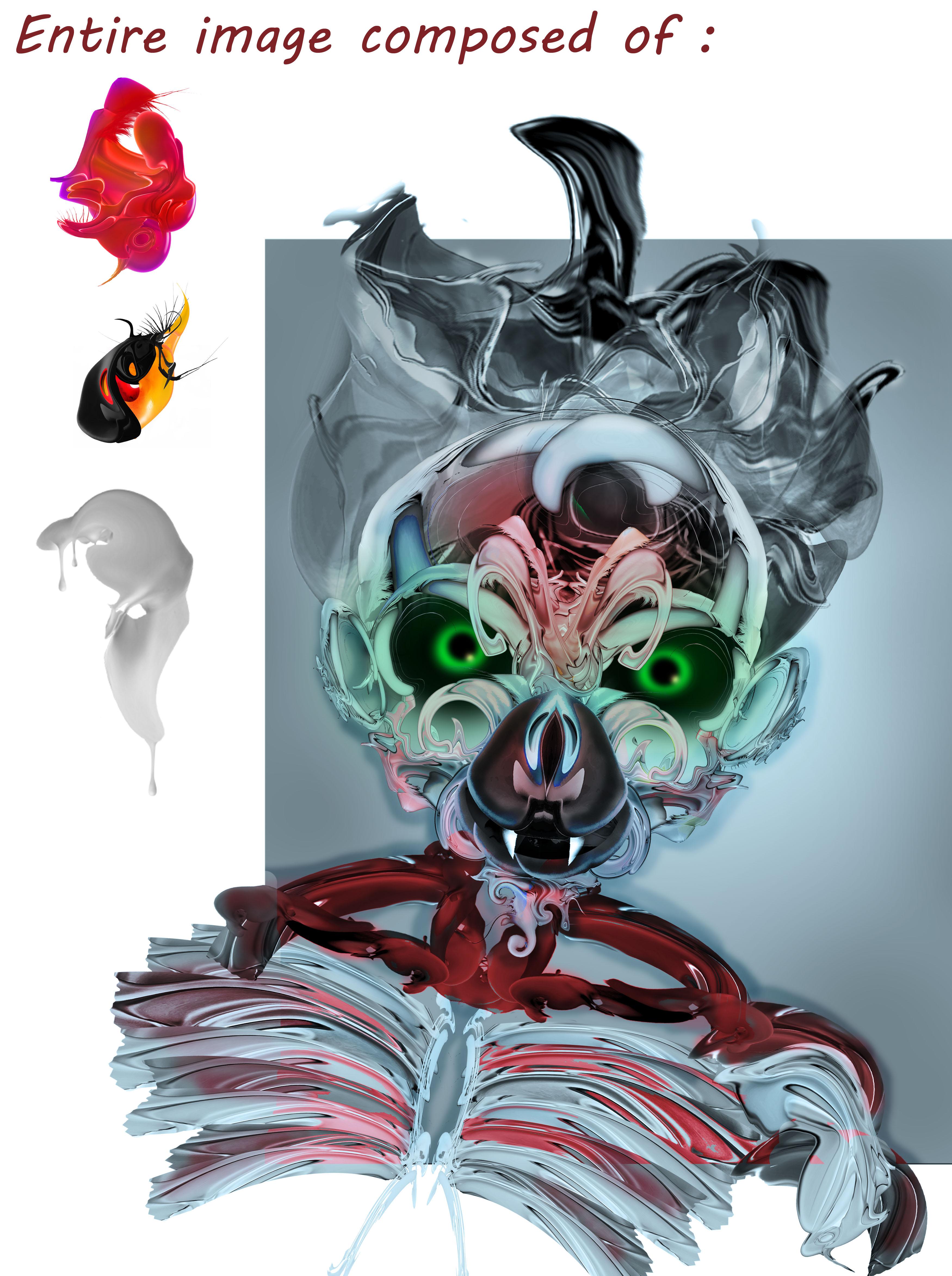 Alien Liquified