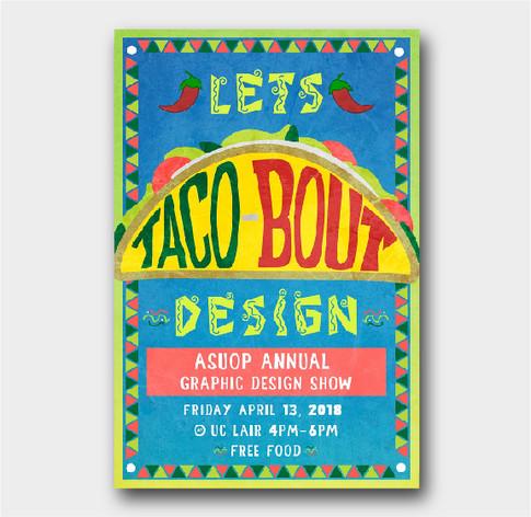 Design Show Flyer