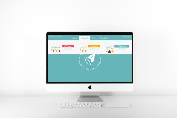 Rose Ross Design CF Website