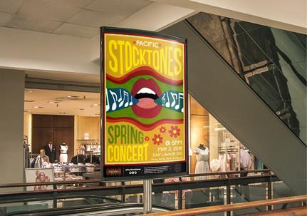 Stocktones Display