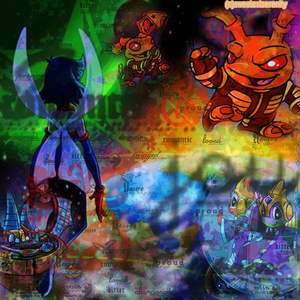 Childhood Design - Collage