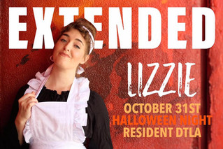 LIZZIE is Extended!