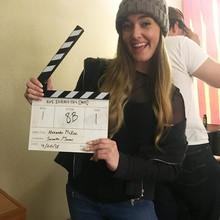 Horror Film Shoot!