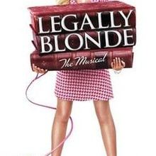Legally Blonde in Concert