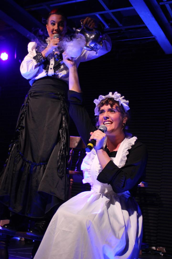 Bridget Sullivan in LIZZIE: The Musical (2019)
