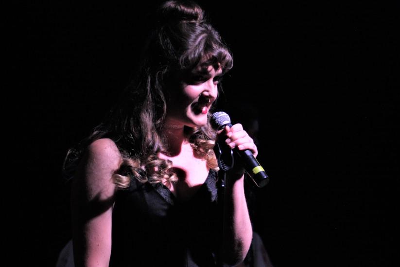 Bridget Sullivan in LIZZIE: The Musical