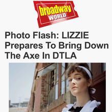 LIZZIE Makes a S(p)lash