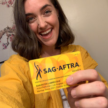 SAG-AFTRA Membership!