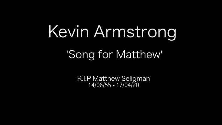 Sneak Preview of 'Song For Matthew'