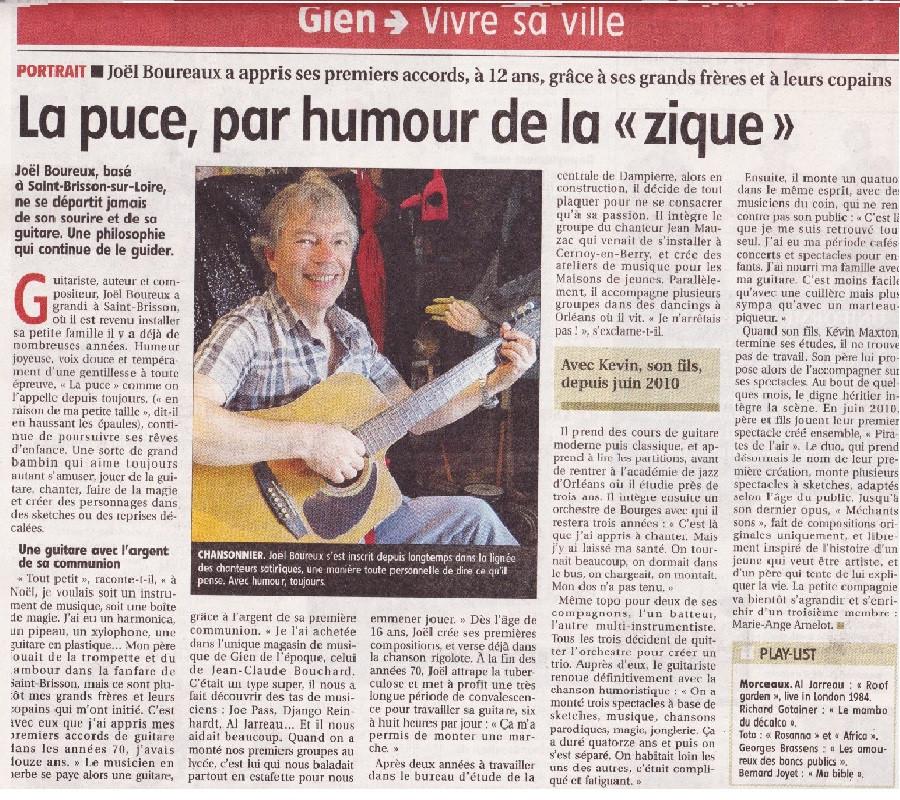 article_carrière_Joël_Boureux_la_rep_lig