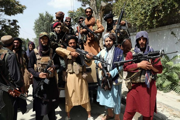The Taliban Back in Control of Afghanistan