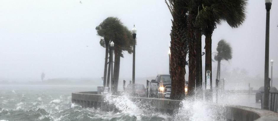 Unprecedented weather for coastal Florida predicted for the next decade.