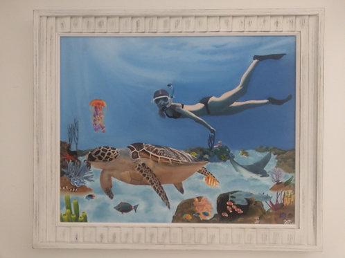 Ocean Snorkel
