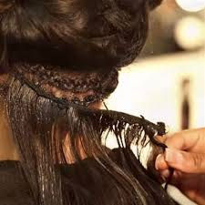 Remove Weave & Wash natural hair