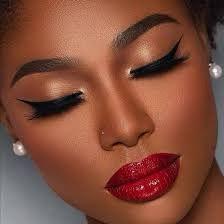 Makeup no lashes incl.