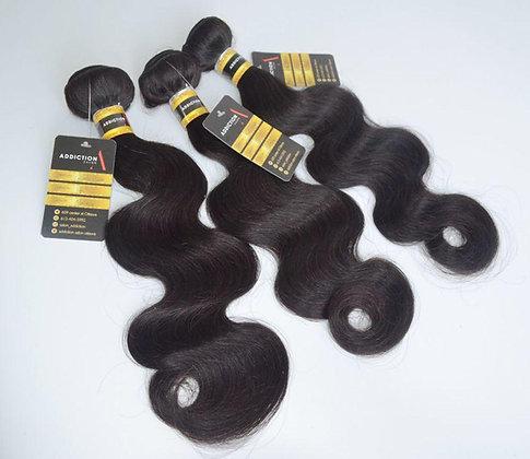 Addiction Hair 4 Pcs/pack Bundles Brazilian Body Wave 100% Human Hair