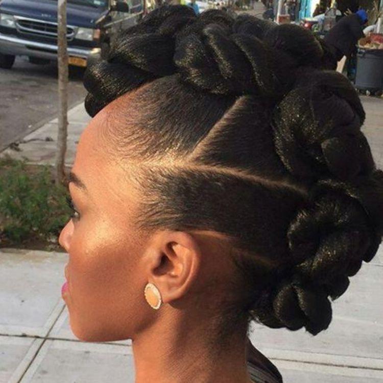 X-Pression Hair Ponytail